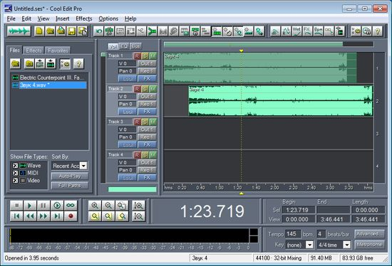 Cool edit pro 2.1 rus торрент
