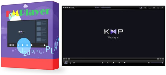 KMPlayer New Logo