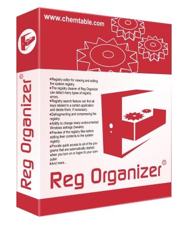 Reg Organizer 4 Скачать Бесплатно+ключ